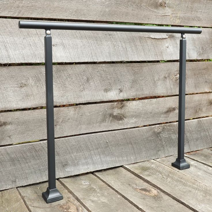 Best Custom Length Adjustable Metal Handrail With Modern Design 400 x 300