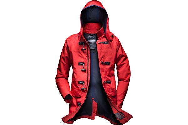 Manteau de toile Ask, par Helly Hansen   Baxtton