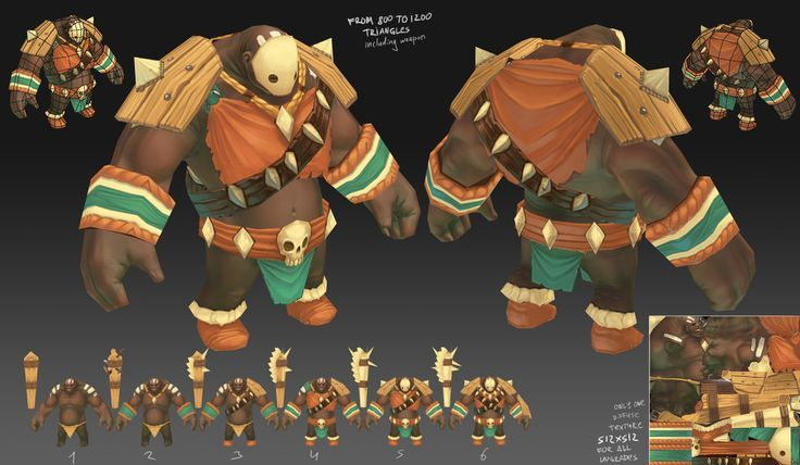 LOWPOLY (sub 1000~ triangle models) - Page 494 - Polycount Forum