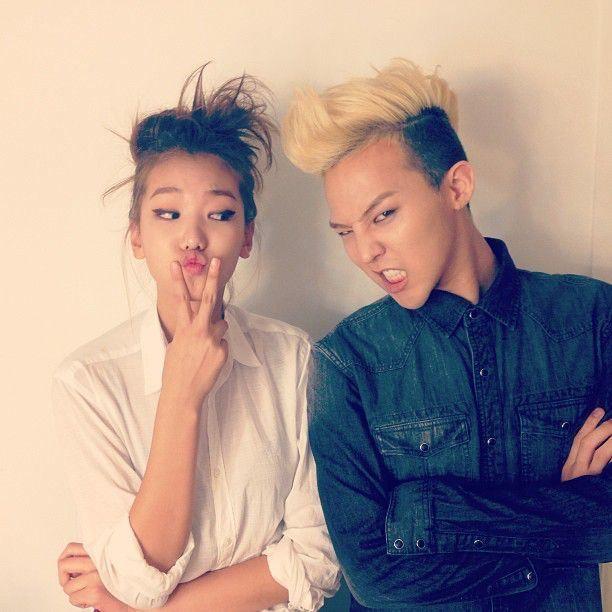 """97-88"" G-Dragon's Instagram"