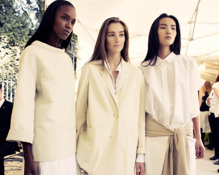 Hermès Spring 2015 RTW – Backstage – Vogue