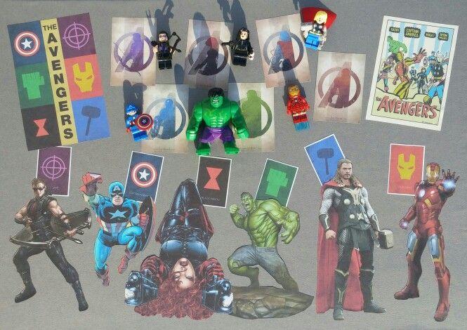 Avengers Pinterest: AVENGERS SUMINJEONG MOODBOARD