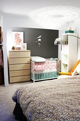 Combo master bedroom/nursery | Baby! | Pinterest ...