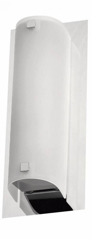 arandela CAMARIM  40cm 2xbulbo branco fosco Llum GY401680AR