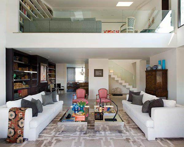 Modern Mezzanine Design 21 31 Inspiring Mezzanines to Uplift Your Spirit  and Increase Square Footage