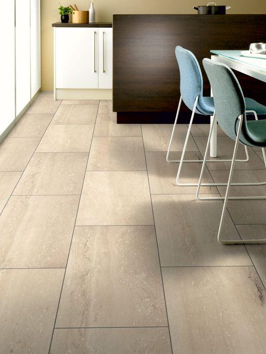 Kronospan Stone Impression Palatino Travertine Laminate Flooring