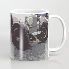 Mille Miglia No.19 - Exclusive mug collections designed by The Luxury Boudoir will be on sale for a set period only! mugs coffee tea mille miglia designer mugs