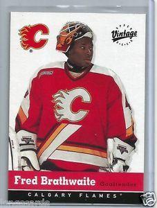 2000 Upper Deck Vintage Fred Brathwaite | eBay