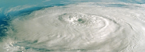 Awesome pic! Hurricanes - weather.com