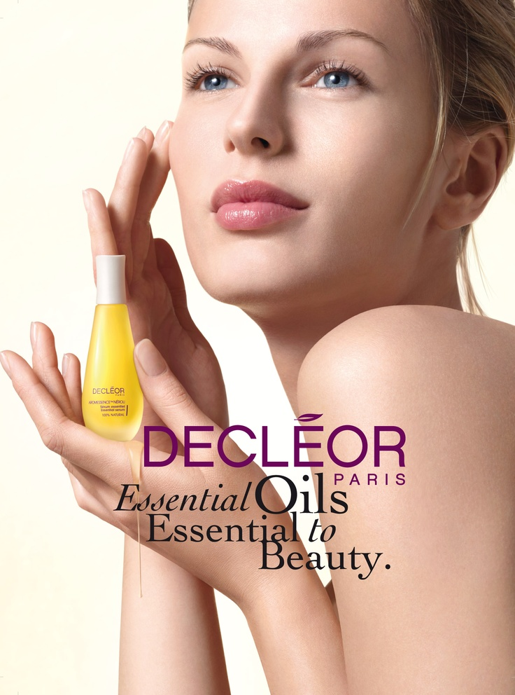 Decleor Treatments at Champneys Resorts http://www.champneys.com/Treatments/Decleor/Decleor_