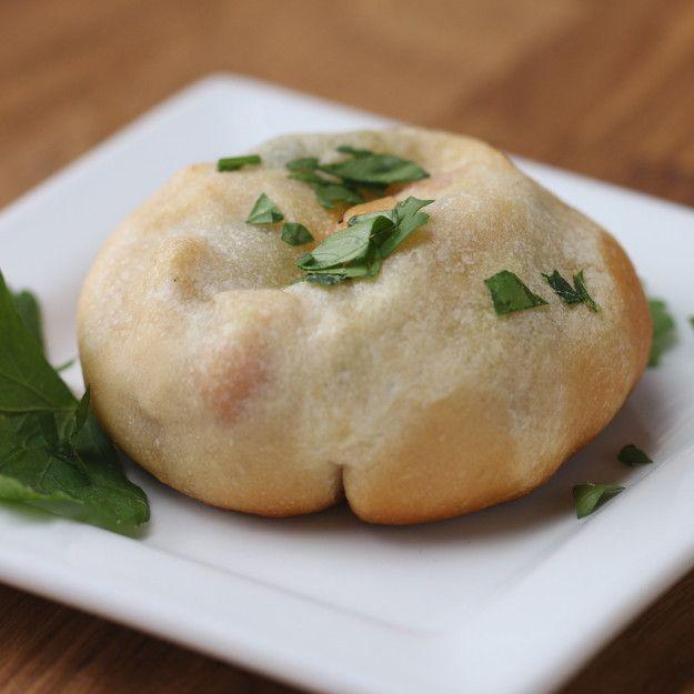 Chicken Pot Pie Bites | These Chicken Pot Pie Bites Will Give You The Taste Of Home