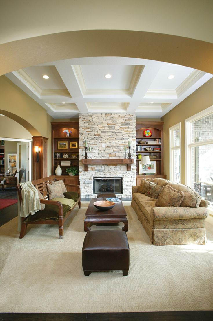 78+ images about home plans with great rooms on pinterest | luxury