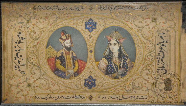 Babur & Maham Begum