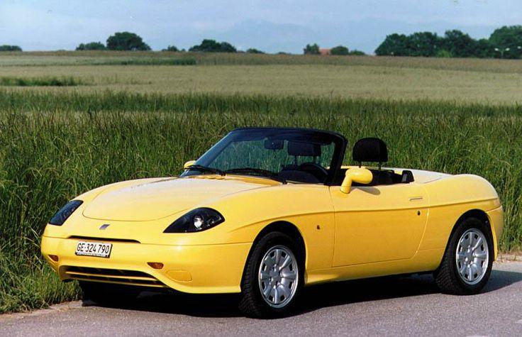 1995 Fiat Barchetta 1.8L 16V