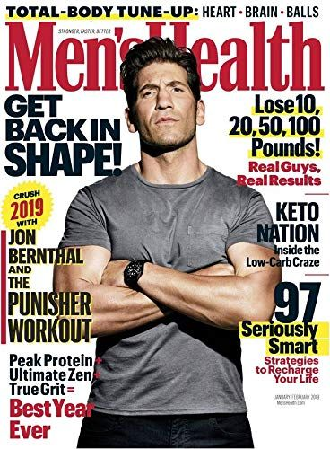 570a8e2555c Buy the latest number of Men s Health and learn more about health and  fitness.