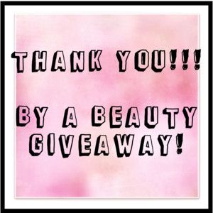 Το πρώτο μου GIVEAWAY!!! | Anastasias Beauty Secrets