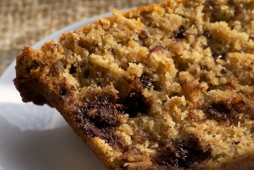 Chocolate chip oatmeal quick breadChocolate Chips, Chocolates Chips, Oatmeal Quick, Oatmeal Breads, Cream Cheese, Quick Breads, Chips Muffins, Quick Sweets Breads, Chips Oatmeal