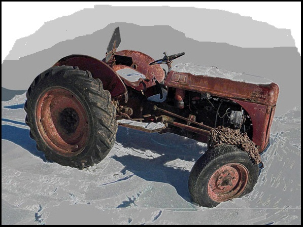 67 Best Images About Simple & Powerful--Old Ford Tractors
