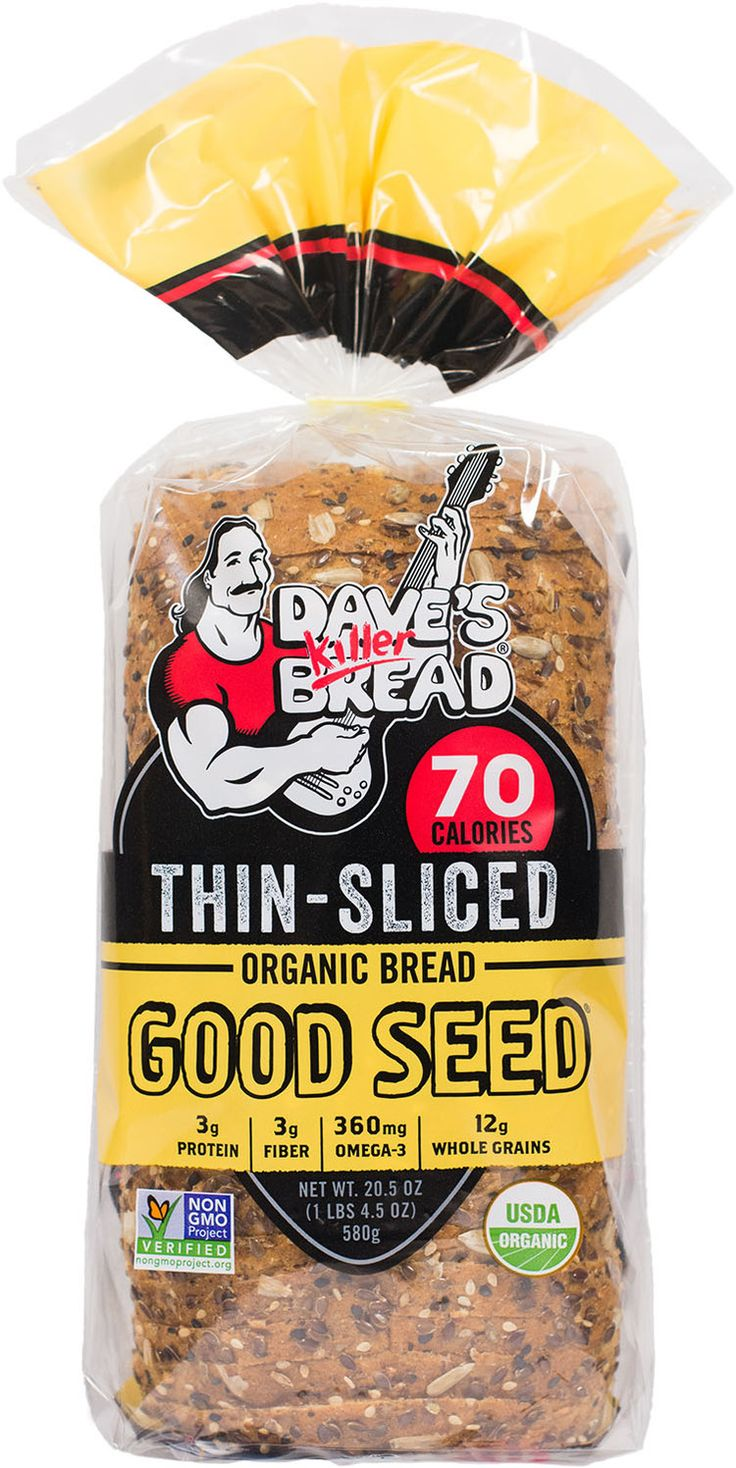 Vegan Bread Brand - Delicious! FAQ from their site - Q: Do your products contain animal products (dairy, eggs, honey, etc.)?  A: Only our Seeded Honey Wheat bread is not vegan, as it contains organic honey. All other DKB products are vegan, so they contain no animal products.