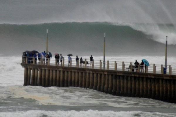 Durban South Africa storm #acaciabusinesspark #businessunits #durban #southafrica #waves