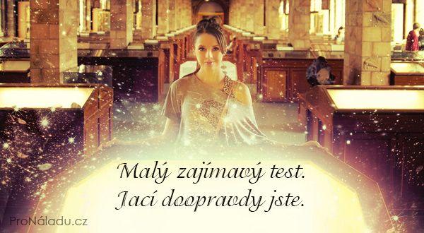 test – jací doopravdy jste