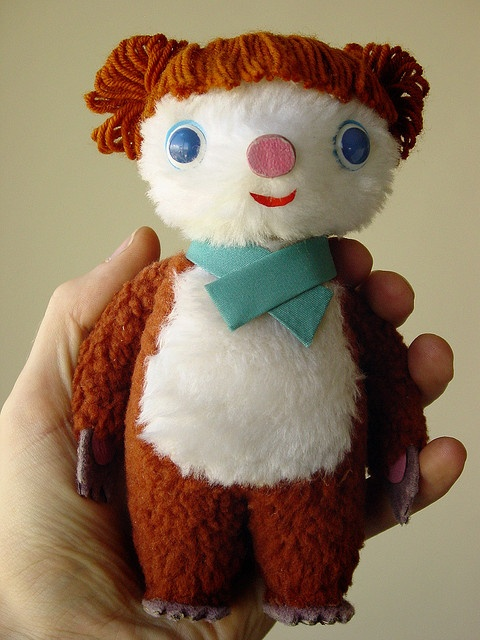Jeremy the Bear, (originally Colargol, by Olga Pouchine), taken by jmv
