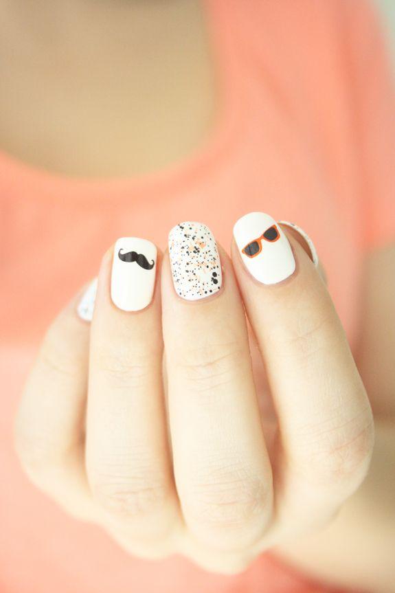 17 meilleures id es propos de ongles d 39 t sur pinterest id es vernis ongles jolis ongles - Ongle d ete ...
