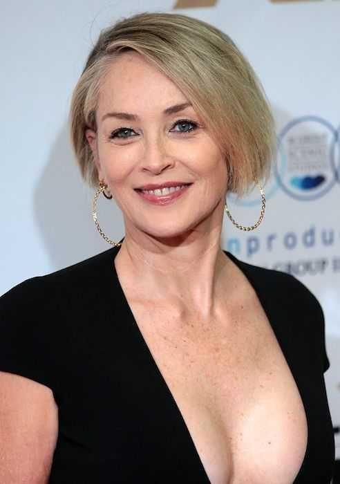 Sharon Stone Height Weight Age Body Statistics Filmstars
