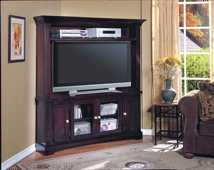 8 Best Images About Corner Tv Wall Unit On Pinterest