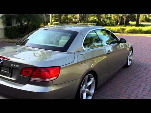 2013 BMW 335i M Sport Convertible for sale by Auto Europa Naples MercedesExpert.com - YouTube http://autopartstore.pro