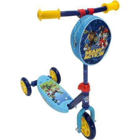Paw Patrol 3-Wheel Kick Scooter - Walmart.com