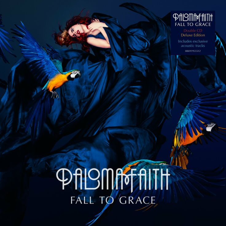 Paloma Faith - Fall to Grace album cover