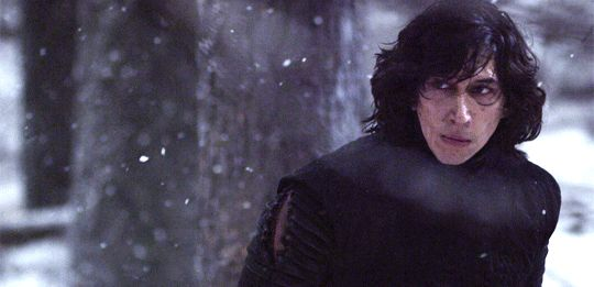 Despite the fact that Kylo Ren is supposed to be the bad guy, I like him. He's my favorite character in Star Wars: The Force Awakens. Idk exactly why though. I feel sympathy for him, but I don't think that's the whole reason he's my favorite. Maybe it's because I think he could be redeemed. I mean, even Darth Vader, who was a lot worse than Kylo Ren, got redeemed in the end of Star Wars: The Return of the Jedi. So...