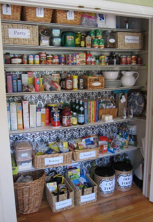 7 Best Pantry Closet Images On Pinterest Kitchen Ideas