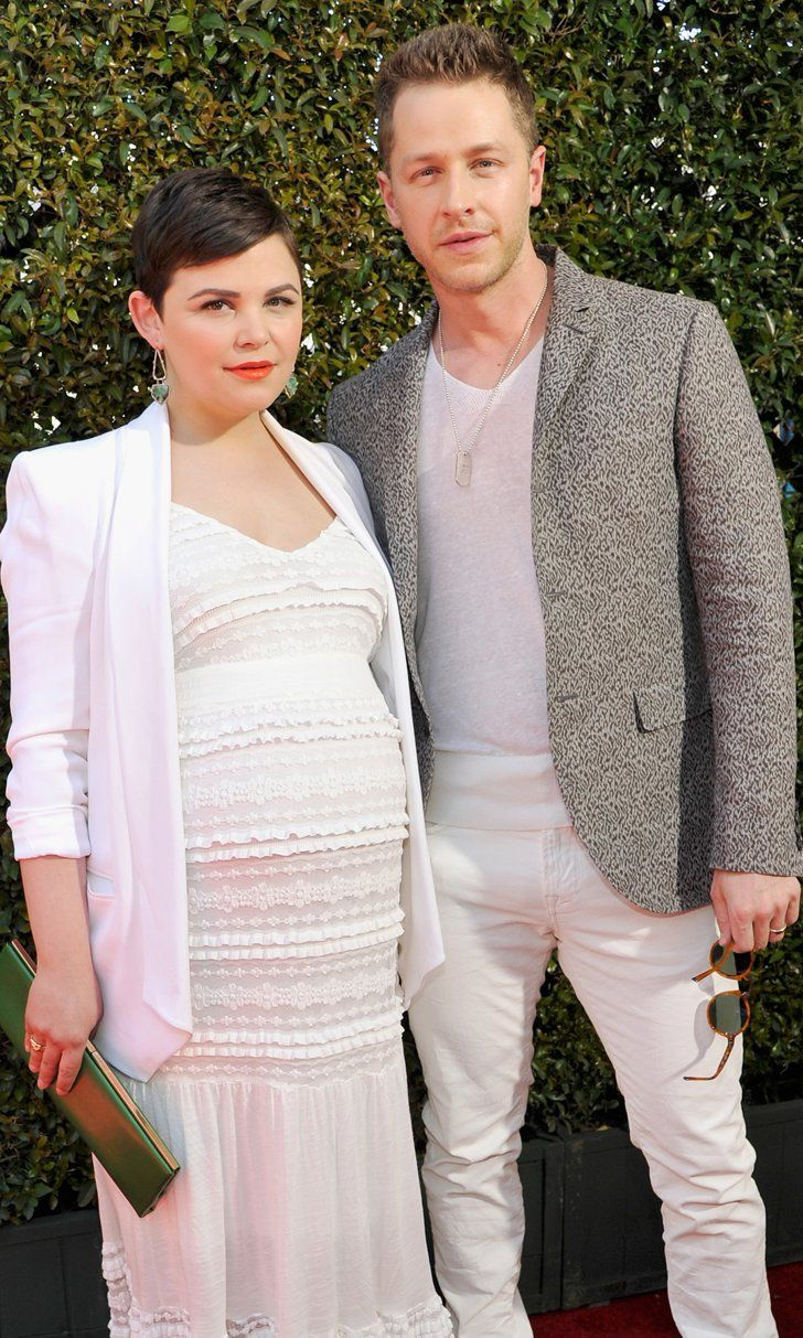Josh dallas spills on how magical it was falling for ginnifer goodwin and it will