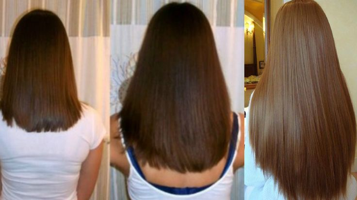 how to grow hair longer in a week naturally