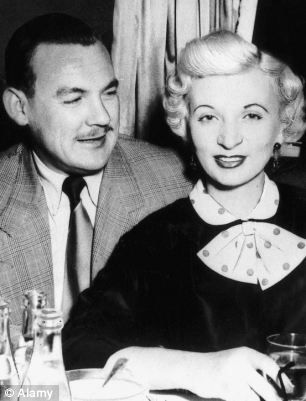 The other man: Ruth Ellis and her lover Desmond Cullen