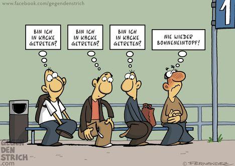 Kaka-Witze gehen immer. #Fernandez #GegenDenStrich #hwg