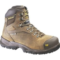 Cheap Caterpillar Mens Diagnostic Hi Steel Toe Work Boots Beige 9.5 online - Boots designed to support the natural movement of your foot - these Ergo Collection boots are anatomically...