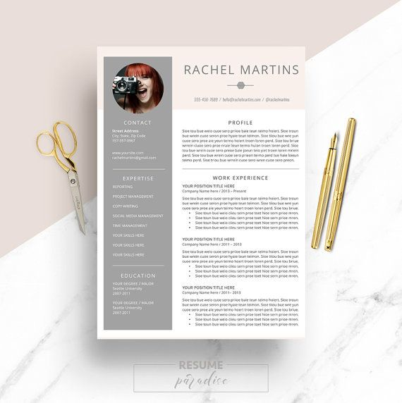50 best Design Resume images on Pinterest | Resume design, Design ...