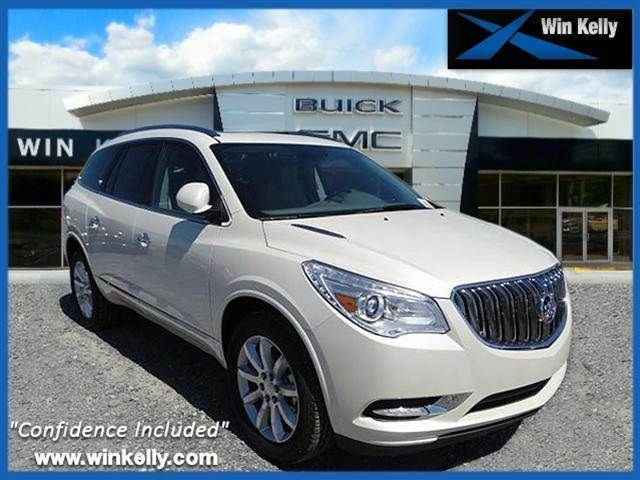 2015 Buick Enclave Premium FWD Vehicle Photo in Clarksville, MD 21029 #Buick #Rvinyl http://www.rvinyl.com/Buick-Accessories.html