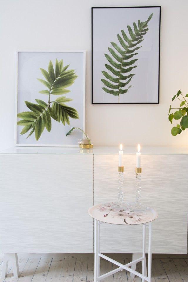 Green fern - Detals by M. - Nordic Deisgn Collective