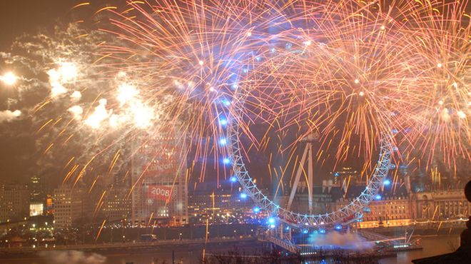 New Year's Eve Fireworks in London: how to get tickets – Time Out London