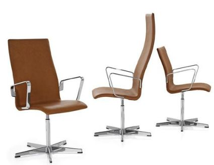 Silla Oxford de Arne Jacobsen ´62