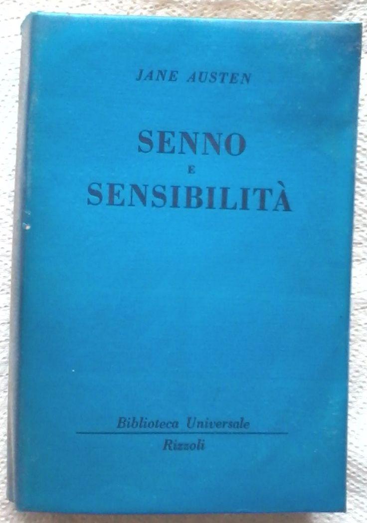 Amazon.it: SENNO E SENSIBILITA': - JANE AUSTEN - Libri