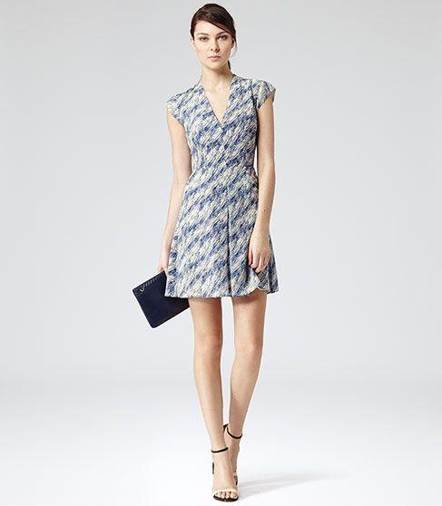 Reiss Crawford Dress