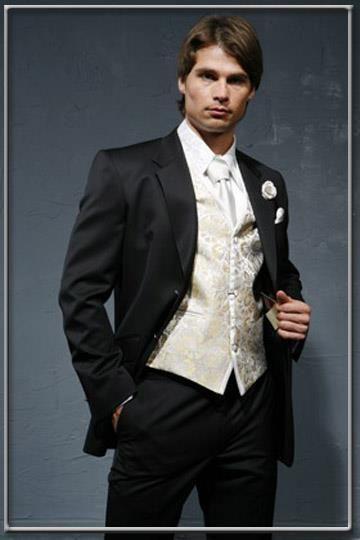 Мужской костюм удленненый
