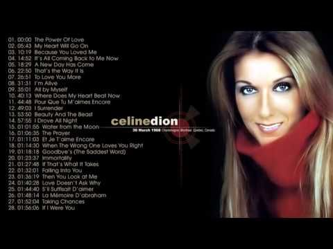 Celine Dion - O Come All Ye Faithful @ Disney Parks - Christmas Day Parade 2009 - YouTube