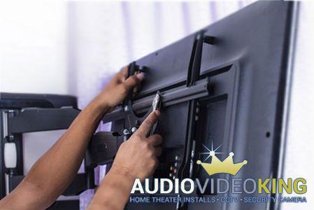 TV Wall Mount Installation Solutions