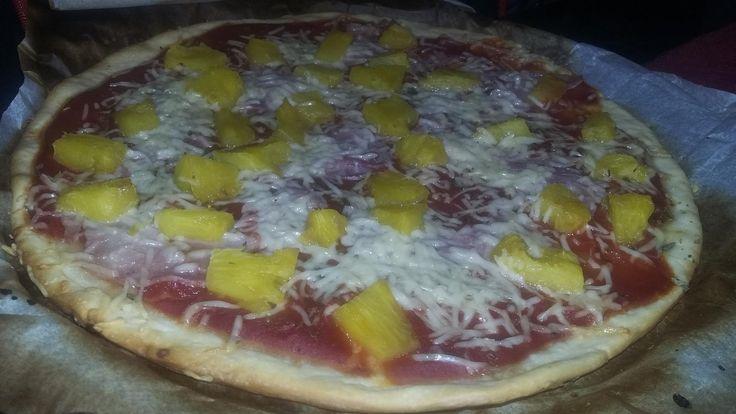 Pizza+Hawaïenne